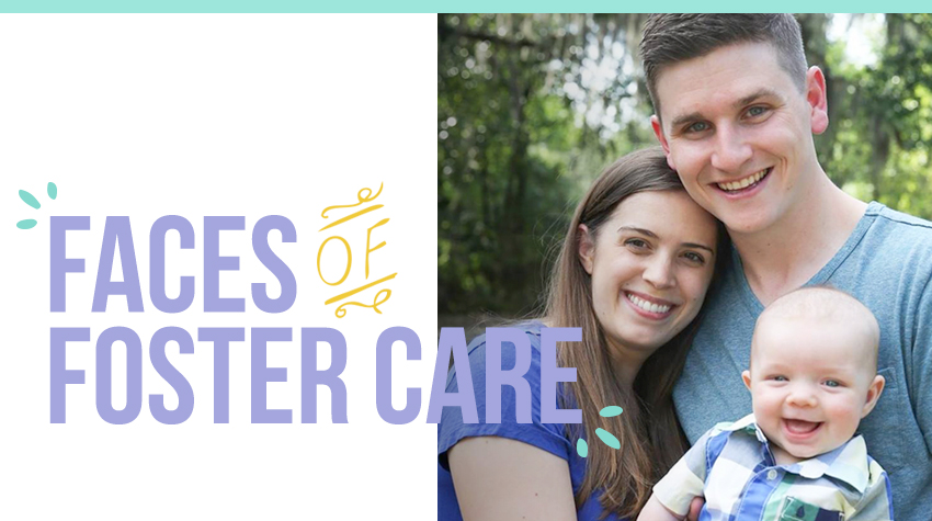 Faces of Foster Care: The Dohms