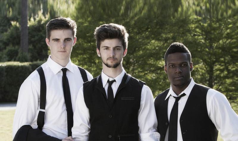 KAJ Brothers Band Help Children Victimized by Sex Trafficking
