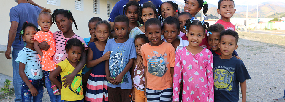 Global Missions to the Dominican Republic (Dec. 29 – Jan 4)