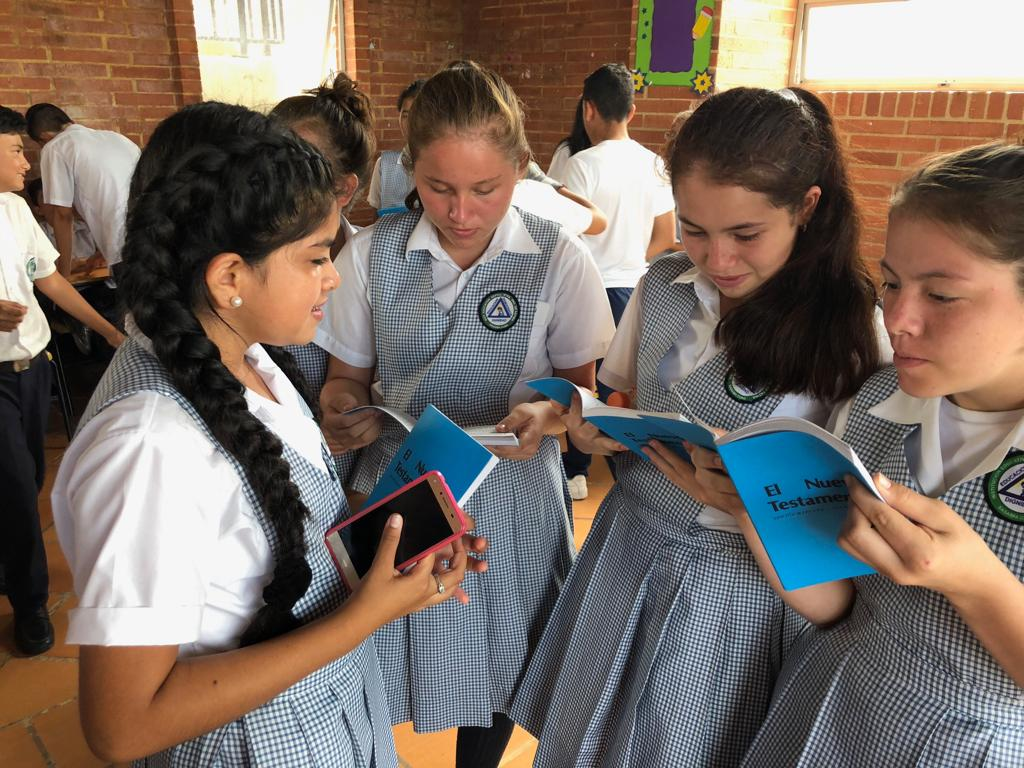Colombia, November 2018 Mission Trip Update