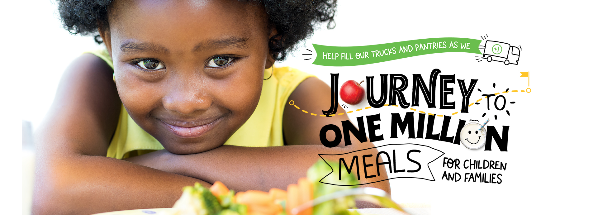Journey to One Millions Meals