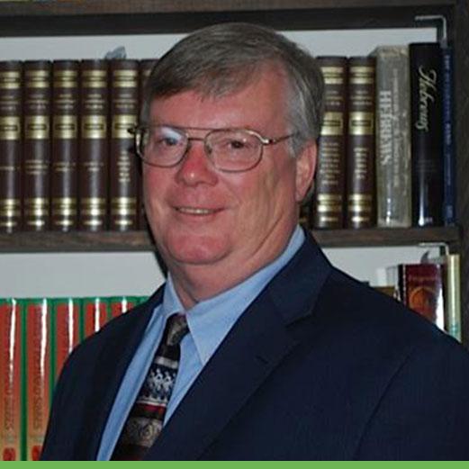 Pastor Jim Dundas